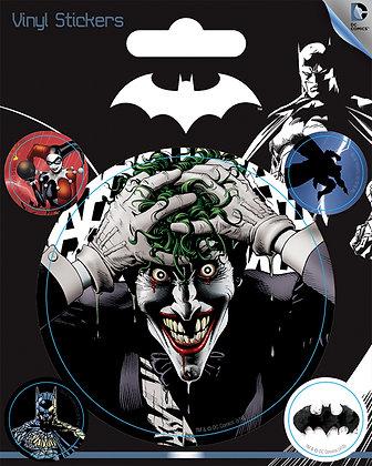 Batman Vinyl Stickers