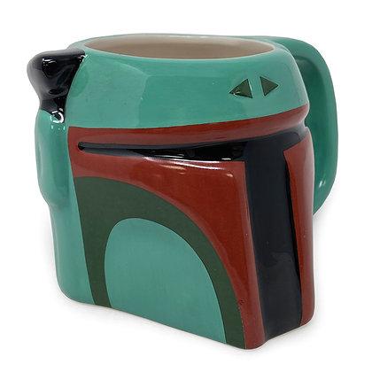Star Wars: Boba Fett Sculpted Mug