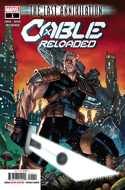Cable Reloaded #1 (One-Shot)