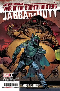 Star Wars: War of the Bounty Hunters - Jabba the Hutt One-Shot