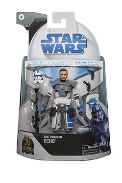 "Star Wars The Black Series: ARC Trooper Echo (Lucasfilm 50th) 6"" Figure"