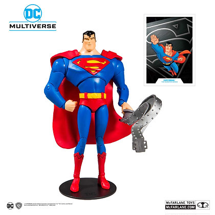 DC - Superman (Animated Series) Action Figure
