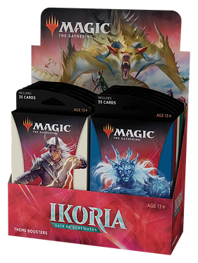 MTG: Ikoria: Lair of Behemoths Theme Booster Pack