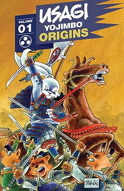 Usagi Yojimbo Origins Vol. 1: Samurai