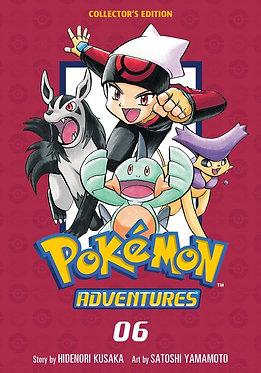 Pokémon Adventures Collector's Edition Vol. 6