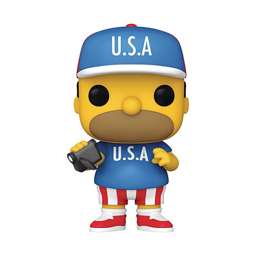 The Simpsons: Homer (USA) Pop! Figure