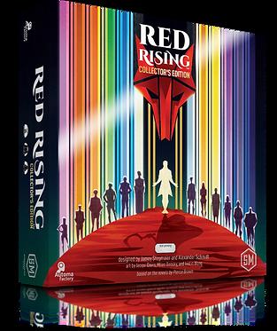 Red Rising Card Game