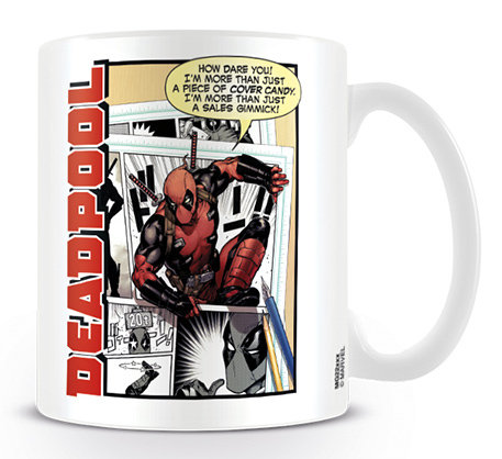 Marvel: Deadpool (Off the Page) Mug