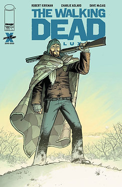 The Walking Dead Deluxe #10 Moore & McCaig Cover