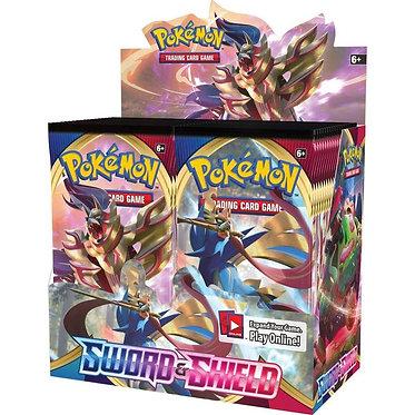Pokémon Sword & Shield (Base Set) Booster Box