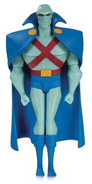 DC - Martian Manhunter (JLA) Action Figure