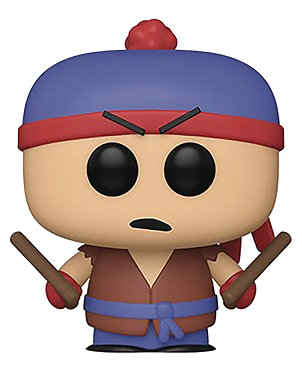 South Park: Shadow Hachi Stan Pop! Figure