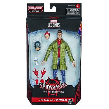 """Marvel Legends: Peter B. Parker (Spider-Verse) 6"""" Action Figure"""