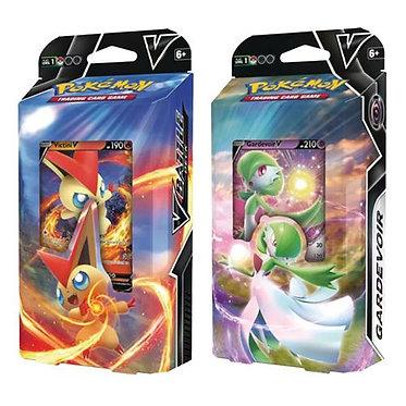 Pokémon: V Battle Deck (Victini, Gardevoir)