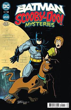 The Batman & Scooby-Doo Mysteries #1