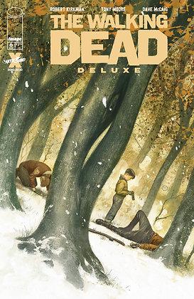 Walking Dead Deluxe #6 Cover D - Tedesco