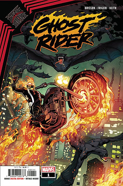 King in Black: Ghost Rider One-Shot
