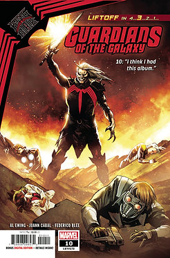 Guardians of the Galaxy #10 (#172) (King in Black)