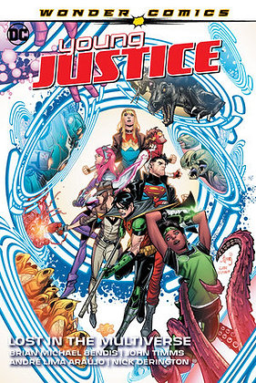 Young Justice (2019) Vol. 2: Lost in the Multiverse