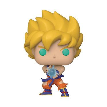 Dragon Ball Z: Super Saiyan Goku (Kamehameha) Pop! Figure