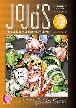 JoJo's Bizarre Adventure Part 5 Vol. 1