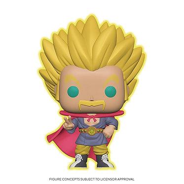 Dragon Ball Super: Saiyan Hercule Pop! Figure