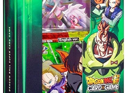 Dragon Ball Super CG: Android Duality Deck