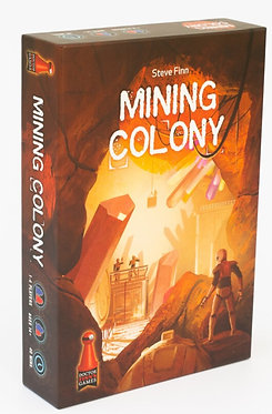 Mining Colony Board Game