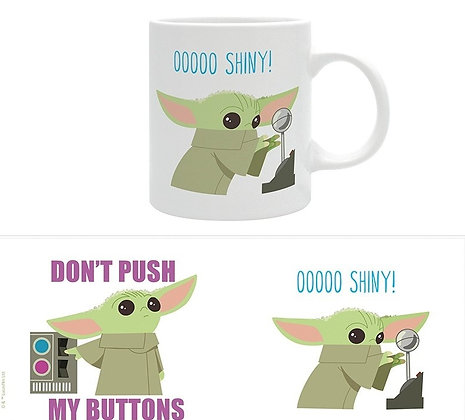 Star Wars: The Child (Chibi) Mug