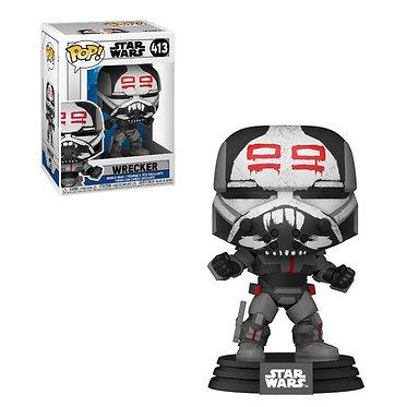 Star Wars: The Clone Wars: Wrecker Pop! Figure