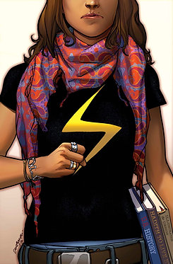 Ms. Marvel 12 Issue Subscription