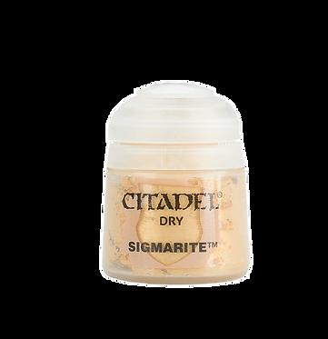 Citadel Dry: Sigmarite (23-30)