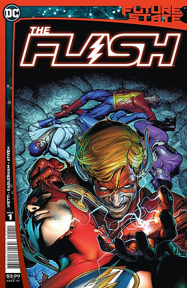 Future State: The Flash #1