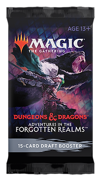 MTG: Adventures in the Forgotten Realms Draft Booster Pack