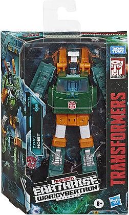 Transformers WFC Earthrise: Hoist (Deluxe Class)