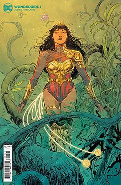 Wonder Girl #1 Evely Card Stock Variant