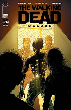 The Walking Dead Deluxe #13 Cover B (Moore & McCaig)