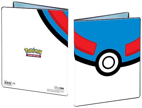 Pokémon: Great Ball 9-Pocket Card Portfolio (Ultra Pro)