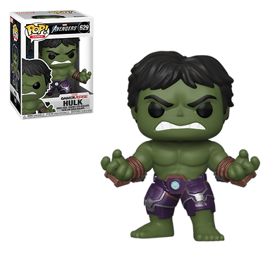 Funko Pop!: Tech Suit Hulk (Avengers Game)