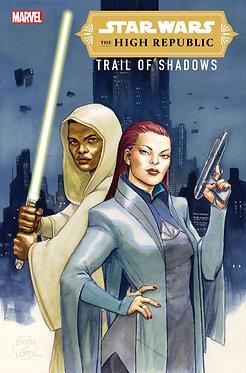 Star Wars: The High Republic - Trail of Shadows #1