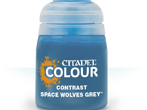 Citadel Contrast: Space Wolves Grey (29-36)