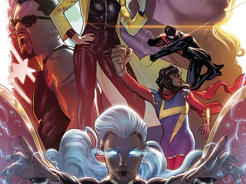 Marvel's Voices: Legacy One-Shot
