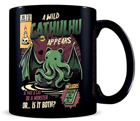 Cathulhu (Ilustrata) Mug