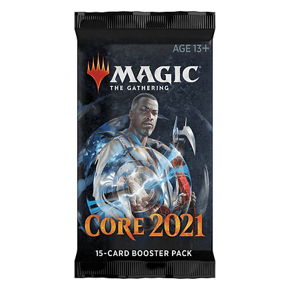MTG: Core 2021 Draft Booster