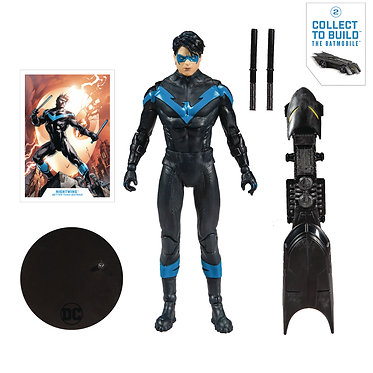 DC - Nightwing (Modern) Action Figure