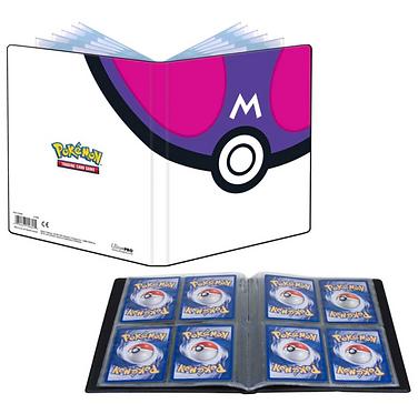 Pokémon: Master Ball 4-Pocket Card Portfolio (Ultra Pro)