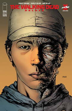 The Walking Dead Deluxe #2 2nd Print