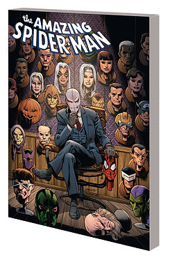 Amazing Spider-Man by Nick Spencer Vol. 14: Chameleon Conspiracy