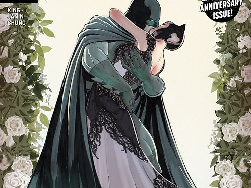 Batman 6 Issue Subscription