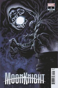 Moon Knight #1 (1:25 Hotz Variant)